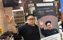 Giới trẻ Hà Nội hào hứng cắt tóc giống ông Trump và Kim Jong-Un