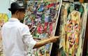 """Bộ ảnh """"Donald Trump - Kim Jong Un"""" Thượng đỉnh Mỹ Triều độc nhất của họa sĩ Việt"""