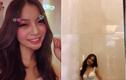 Bạn gái Quang Hải lộ ảnh thử váy cưới
