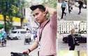 Tác nghiệp Thượng đỉnh Mỹ-Triều: Phóng viên Việt đẹp trai như nam thần