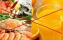 Giờ độc chớ dại mà uống nước cam kẻo mất hết dinh dưỡng lại mua bệnh về người