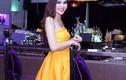Hoa hậu Diệu Hân xinh tươi đón tuổi 23