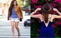 Blogger xinh đẹp gây sốt vì ăn mặc như sao