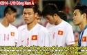 Một năm thăng trầm của U19 Việt Nam qua ảnh