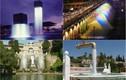 Du lịch chiêm ngưỡng những đài phun nước tuyệt đẹp