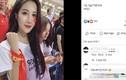 Sự thật gái xinh gây sốt MXH sau trận thắng của đội tuyển Việt Nam