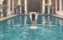 Cởi đồ dưới bể bơi, Nam Em khiến dân mạng không dám xem tiếp
