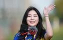Nữ phóng viên Hàn Quốc chiếm spotlight trong buổi tập U23 Việt Nam