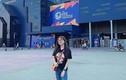 Bạn gái Hoàng Đức lọ mọ sang Thái Lan cổ vũ U23 Việt Nam