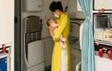 Rơi nước mắt đọc tâm sự nữ TVHK đón em bé 2 tháng tuổi về Việt Nam phòng Covid-19