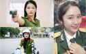Soi kĩ dàn hot girl được yêu mến trong trang phục quân nhân