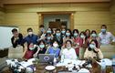 Nhóm sinh viên ĐH Y tế Công cộng tình nguyện tham gia chống dịch Covid-19