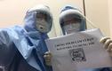Xúc động nhật ký của nam điều dưỡng chiến đấu với dịch Covid-19