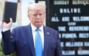"""Tổng thống Trump đe dọa dùng quân đội để """"áp đảo"""" người biểu tình"""