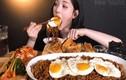 Ăn uống thả phanh, Youtuber xứ Hàn vẫn có vòng eo siêu thực