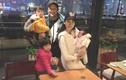 """Gia đình hạnh phúc của """"Đoàn Dự"""" Trần Hạo Dân"""