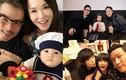 Tổ ấm hạnh phúc đáng ngưỡng mộ của sao Hoa ngữ
