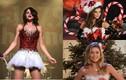 10 mỹ nhân Hollywood quyến rũ trong trang phục Giáng sinh