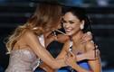 Tân Hoa hậu Hoàn vũ hết lời khen ngợi Hoa hậu Colombia