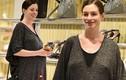 Anne Hathaway tự tin khoe bụng bầu trước ngày lâm bồn