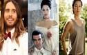 Tình trường của Angelina Jolie: Từng hôn anh trai, hẹn hò phụ nữ