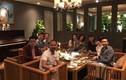 Bảo Anh và Hồ Quang Hiếu ngồi cạnh nhau sau chia tay