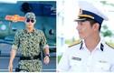 """""""Chết mê"""" hình ảnh đẹp trai của Song Luân khi diện quân phục"""