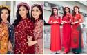 Hoa hậu Tiểu Vy đọ sắc cùng hai Á hậu trong bộ ảnh áo dài Tết