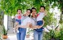 Hai con của Khánh Thi – Phan Hiển xinh như thiên thần, càng ngắm càng yêu