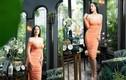 Mai Phương Thúy diện váy bó khoe 3 vòng bốc lửa đẹp hút mắt