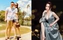 Thời trang gợi cảm khoe 3 vòng nóng bỏng của vợ Chi Bảo