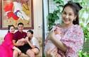 Bảo Thanh kể hành trình mang bầu, sinh con đúng dịch COVID-19