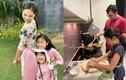 Hôn nhân hạnh phúc của Hoa hậu Hương Giang bên chồng Trung Quốc