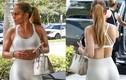"""51 tuổi Jennifer Lopez vẫn nóng bỏng """"thiêu đốt"""" mọi ánh nhìn"""