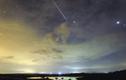 Khoảnh khắc vi diệu sao Mộc và sao băng lạ xuất hiện
