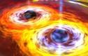 Bất ngờ số phận lỗ đen sơ sinh khi thiên hà va chạm
