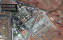Hố chôn nạn nhân Covid-19 ở Iran như một sân bóng đá được nhìn thấy từ vệ tinh