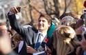 Thủ tướng Canada Trudeau từng lấy hình ảnh bản thân làm phim hoạt hình
