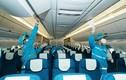 Hàng loạt tàu bay chặng nội địa được Vietnam Airlines khử trùng, chống Covid-19 thế nào?