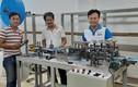 Máy sản xuất khẩu trang y tế tự động phòng chống Covid-19
