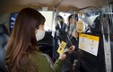 """Giải pháp """"cứu cánh"""" chống covid-19 của taxi công nghệ"""
