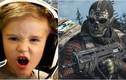 Thần đồng Call of Duty 5 tuổi gây kinh ngạc với màn headshot cực đỉnh