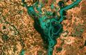Trái Đất như mê cung qua chùm ảnh độc chụp bởi Google Earth