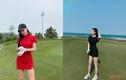"""Hot girl Đà Nẵng được mệnh danh """"mỹ nhân đẹp nhất sân golf"""""""