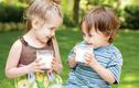 Cách dùng sữa tươi có lợi nhất cho sức khỏe của bé