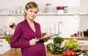 """Những loại rau """"khắc tinh"""" với bà bầu"""