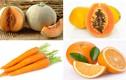 6 loại củ quả màu cam giúp bạn giảm cân nhanh