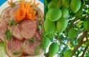 4 món ăn từ xoài xanh ngon khó cưỡng