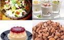 Món ăn nhẹ tốt cho người tiểu đường