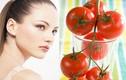 5 cách đắp mặt nạ cà chua giúp da trắng hồng mơn mởn